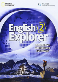 English Explorer 2 Interactive Whiteboard Software Cd-rom (x1)