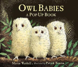Owl Babies Pop-up (Martin Waddell, Patrick Benson)