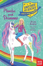 Unicorn Academy: Phoebe and Shimmer (Paperback)