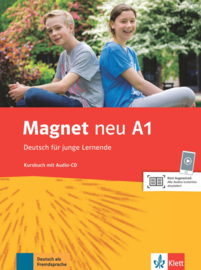 Magnet neu A1 Studentenboek met Audio-CD