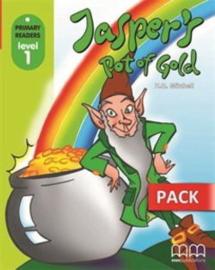 Jasper's Pot Of Gold (with Cd-rom)