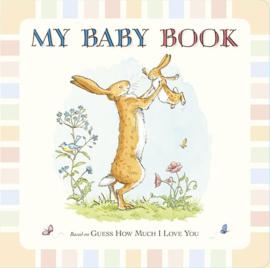 Guess How Much I Love You: My Baby Book (Sam McBratney, Anita Jeram)
