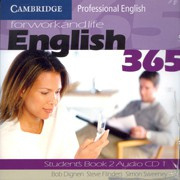 English365 Level2 Audio CDs (2)