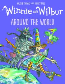 Winnie & Wilbur: Around the World