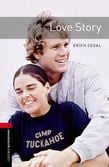 Oxford Bookworms Library Level 3: Love Story Audio Pack