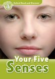 Oxford Read And Discover Level 3 Your Five Senses