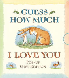 Guess How Much I Love You Pop-up Gift Edition (Sam McBratney, Anita Jeram)