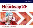 Headway Elementary Class Audio Cds