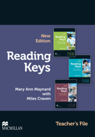 Reading Keys New Edition All Levels Teacher's File with Test CD-ROM Pack