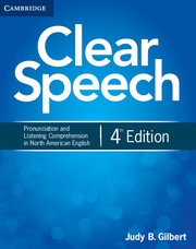 Clear Speech Fourth edition Student's Book