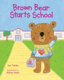 Brown Bear Starts School
