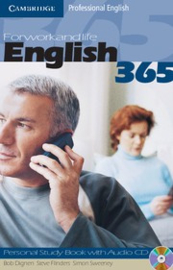English365 Level1 Personal Study Book with Audio CD