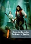 Dominoes Two Conan The Barbarian: The Jewels Of Gwahlur Audio Pack