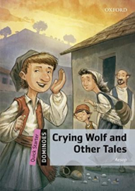 Dominoes Quick Starter Crying Wolf And Other Tales Audio Pack