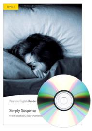 Simply Suspense Book & CD Pack