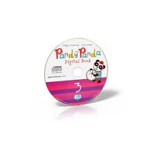 Pandy The Panda 3 Class Digital Book - Dvd