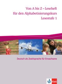 Von A bis Z - Leseheft für den Alphabetisierungskurs Lesestufe 1