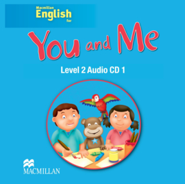 You and Me Level 2 Audio CD (3)