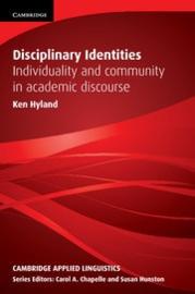 Disciplinary Identities Paperback