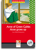 Anne of Green Gables Anne Grows Up