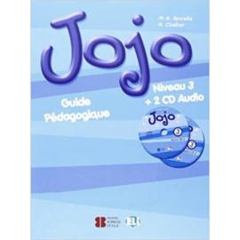 Jojo 3 Teacher's Guide + Audio CD