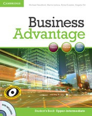 Business Advantage UpperIntermediate Student's Book with DVD