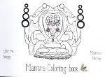 Mantra Coloring book (Maureen Hennep)