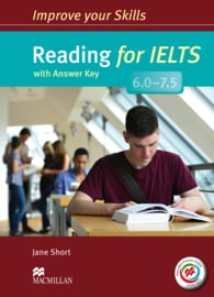 Reading for IELTS 6-7.5 Student's Book with key & MPO Pack