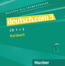 deutsch.com 3 2 Audio-CDs bij het Studentenboek