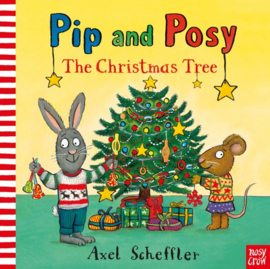 Pip and Posy: The Christmas Tree (Board Book)