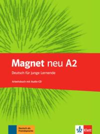 Magnet neu A2 Werkboek met Audio-CD