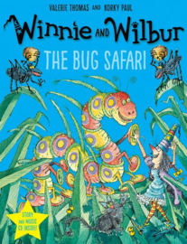 Winnie & Wilbur: The Bug Safari + Audio CD (Valerie Thomas, Korky Paul)
