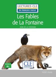 Les Fables de La Fontaine B1 - Boek + Audio CD
