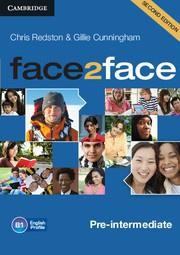 face2face Second edition Pre-intermediate Class Audio CDs (3)