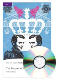 The Prisoner of Zenda Book & CD Pack