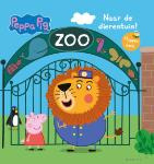 Naar de dierentuin (Hardback)
