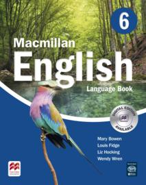 Macmillan English Level 6 Language Book