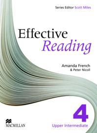 Effective Reading Upper Intermediate Student's Book