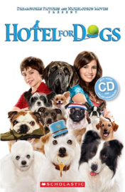 Hotel for Dogs + audio-cd