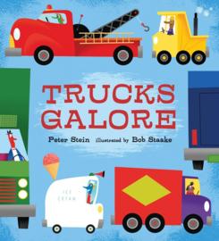 Trucks Galore (Peter Stein, Bob Staake)