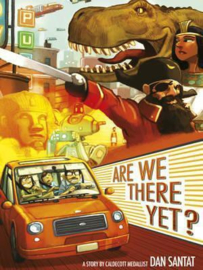 Are We There Yet? (Dan Santat) Paperback / softback