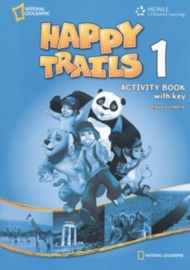 Happy Trails 1 Activity Book Overprinted