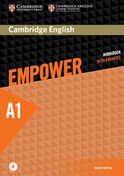 Cambridge English Empower Starter Workbook with Answers plus Downloadable Audio