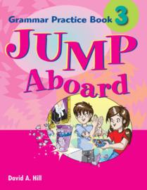 Jump Aboard Level 3 Grammar Practice Book