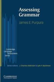 Cambridge Language Assessment: Assessing Grammar