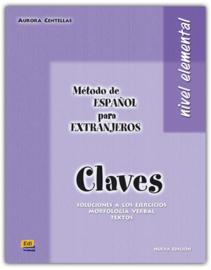 Método de español para extranjeros. Nivel elemental - Claves