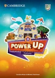 Power Up Level2 Flashcards