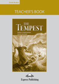 The Tempest Teacher's Bok With Board Game