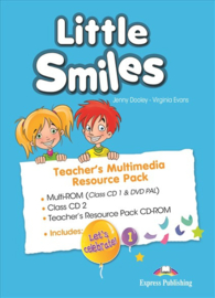 Little Smiles (pal) T's Multimedia Resource Pack(set Of 3) (international)