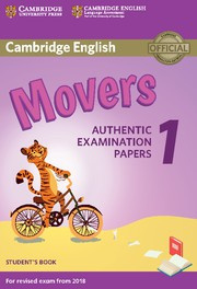 Cambridge English Young Learners 1 Movers Student's Book